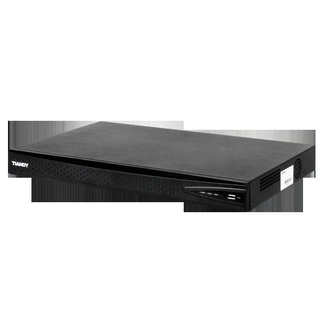 TC-NR2020M7-S4  Rejestrator NVR 20-kanałowy
