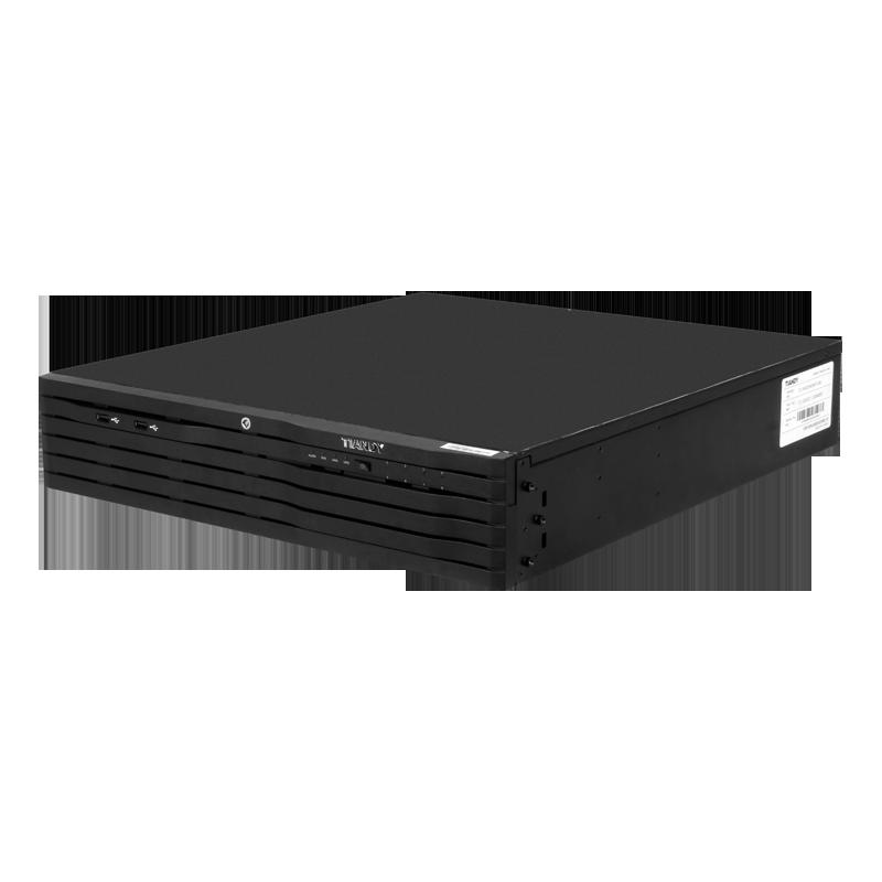 TC-NR5080M7-E16 – Rejestrator NVR 80-kanałowy H.265 RAID